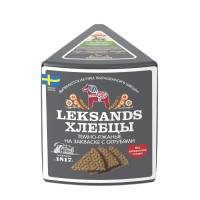 Хлебцы хрустящие Leksands на закваске с отрубями Бионова, 230 гр